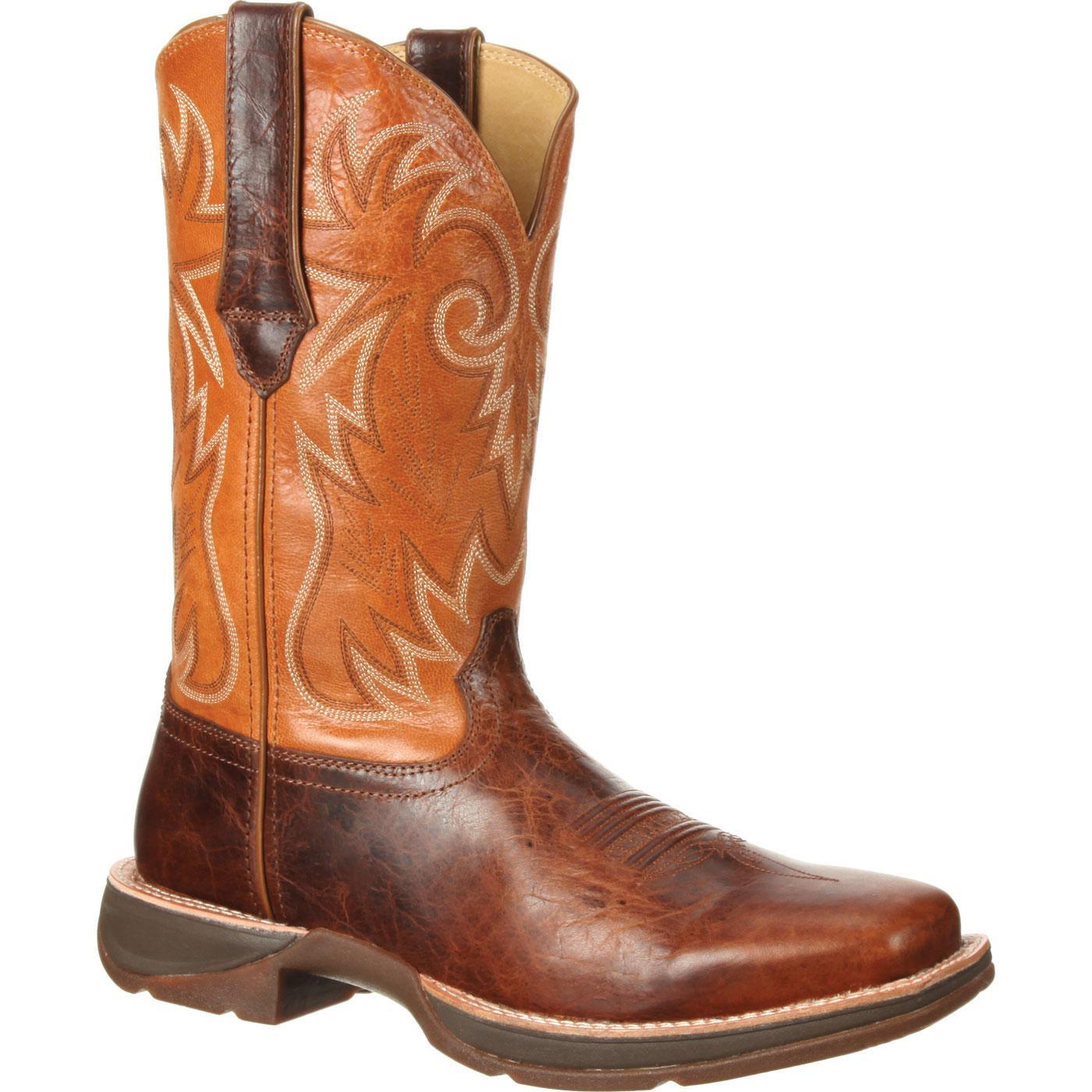 0fadd5651f3 Ramped Up Rebel by Durango Western Boot