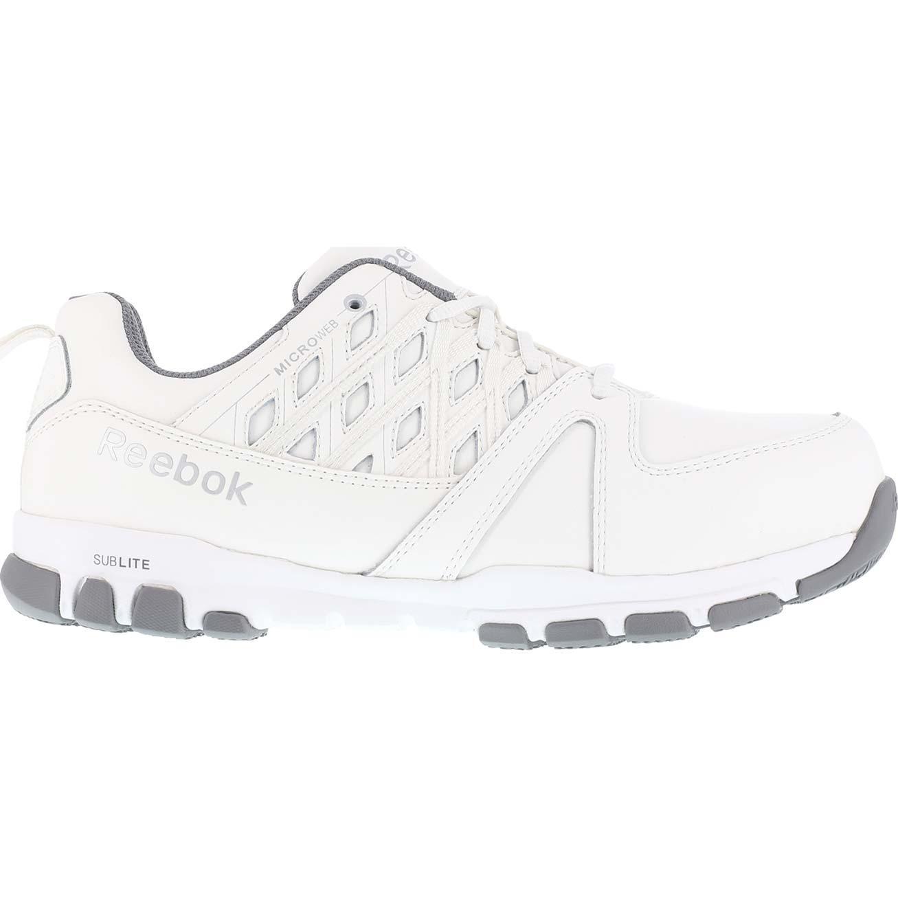 c995dbe96ba Images. Reebok Sublite Work Women s Steel Toe Static-Dissipative Work  Athletic Shoe ...