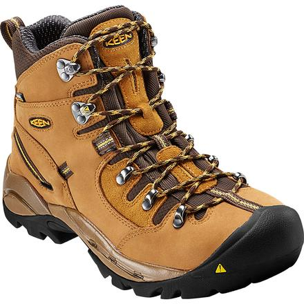 KEEN Utility® Pittsburgh Steel Toe Waterproof Work Hiker, , large