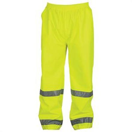 Berne Hi-Vis Waterproof Safety Pant