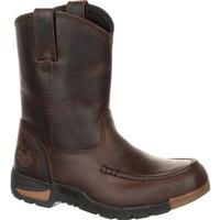 Georgia Boot Athens Little Kids' Pull-On Boot, , medium