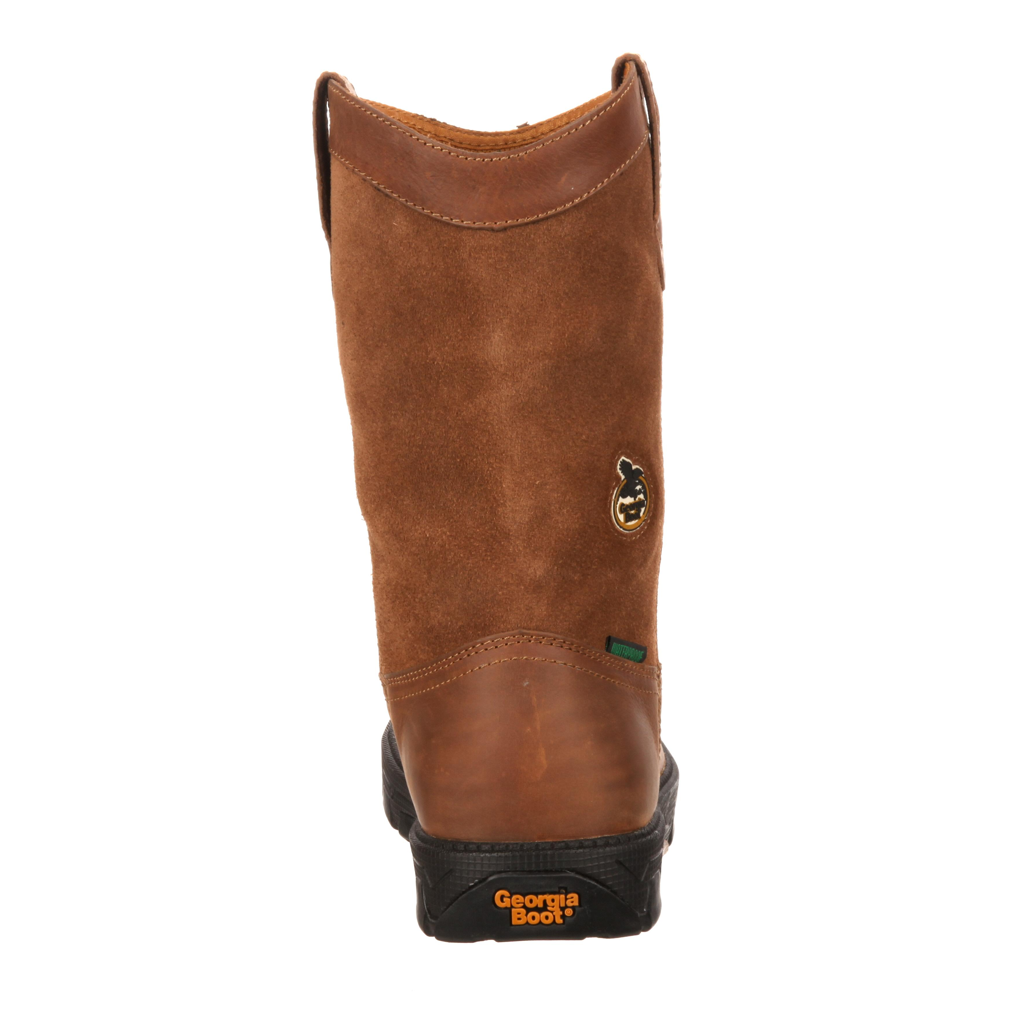 c472bfe1ad9 Georgia Suspension System Waterproof Wedge Wellingtons. Most ...