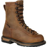 Rocky IronClad Steel Toe Waterproof Work Boot, , medium