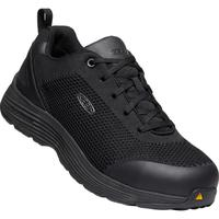 KEEN Utility® Sparta Men's Aluminum Toe Electrical Hazard Athletic Work Shoe, , medium