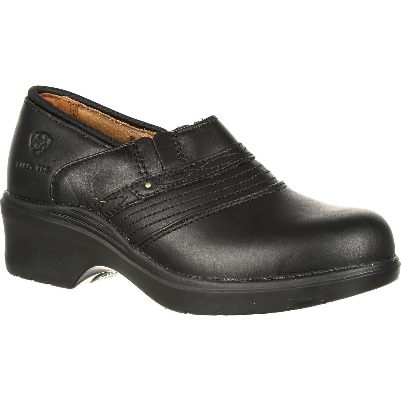 Black Work Shoe Site
