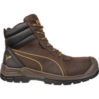 Puma Safety Tornado CTX Mid Men's 6 inch Composite Toe Electrical Hazard Waterproof Work Hiker, , medium
