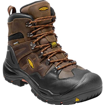 KEEN Utility® Coburg Steel Toe Waterproof Work Boot