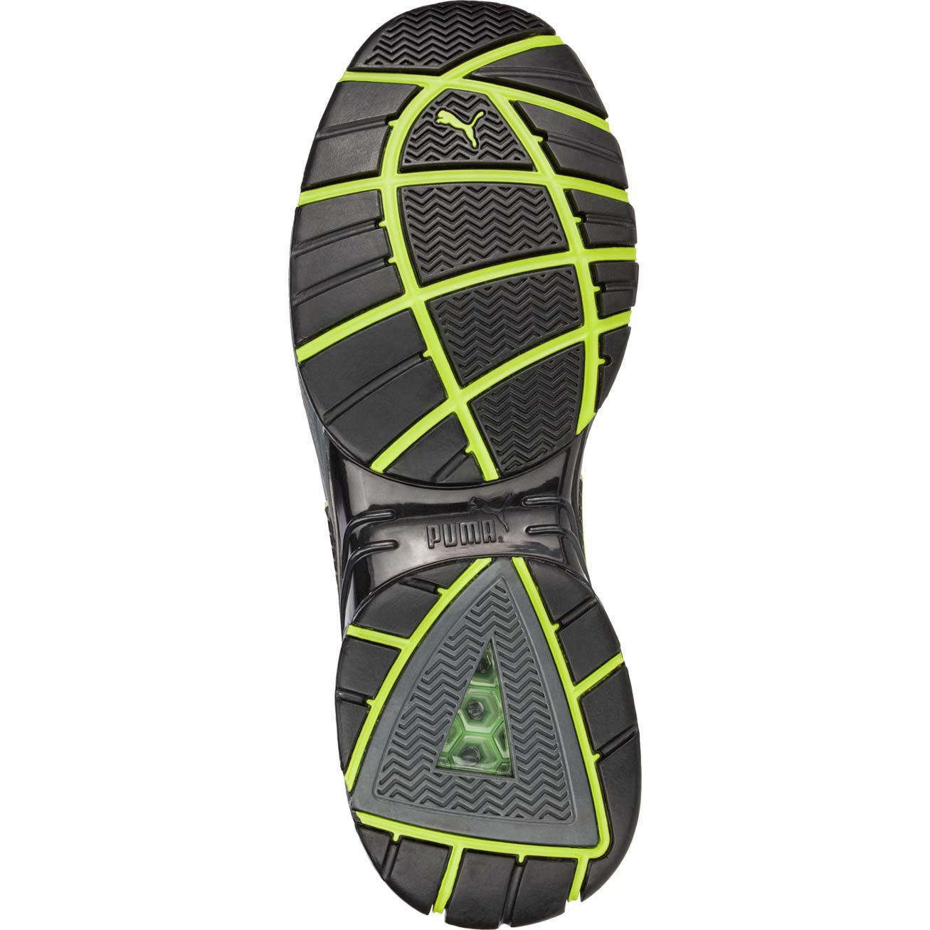 cd890f469ff77b Images. Puma Fuse Motion Green Composite Toe Static-Dissipative Shoe ...