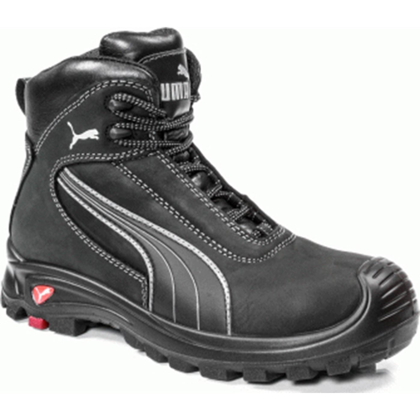 32e1671d7566 Puma Cascades Composite Toe Hiker Work Shoe