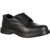 Genuine Grip Steel Toe Slip-Resistant Oxford, , medium