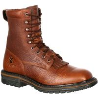 Rocky Original Ride Waterproof Western Lacer Boot, , medium