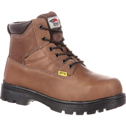 Avenger Steel Toe Internal Metatarsal Guard Work Boot