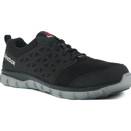 Reebok Sublite Cushion Work Men's CSA Composite Toe Electrical Hazard Puncture-Resistant Athletic Work Shoe