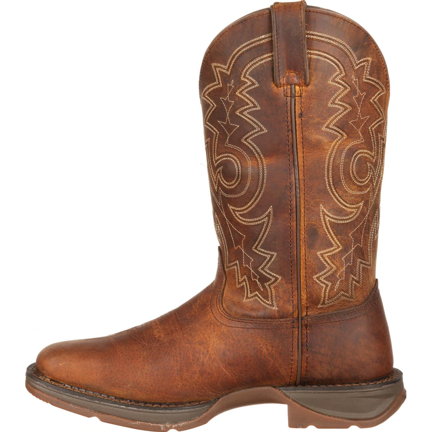Rebel by Durango: Men's SteelToe Western Work Boots, #DB4343