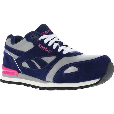 b61c483942a Reebok Prelaris Women s Composite Toe Static-Dissipative Slip-Resistant Work  Athletic Shoe