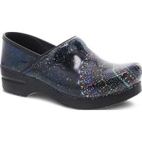 Dansko Twin Pro Women's Tranquility Patent Leather Clog, , medium