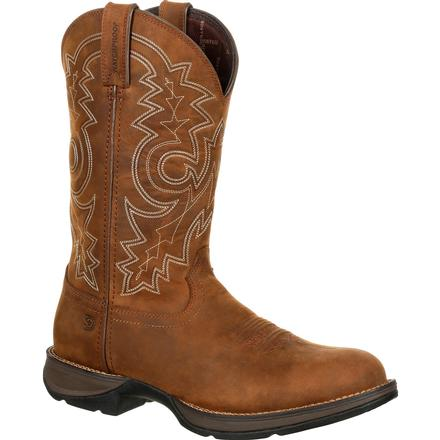 Rebel by Durango Waterproof Western Boot, , large