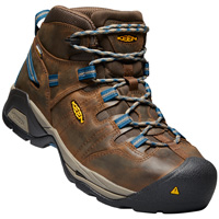 KEEN Utility® Detroit XT Men's Steel Toe Men's Work Hiker, , medium