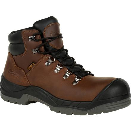 Rocky Worksmart Women's Composite Toe Waterproof Work Boot