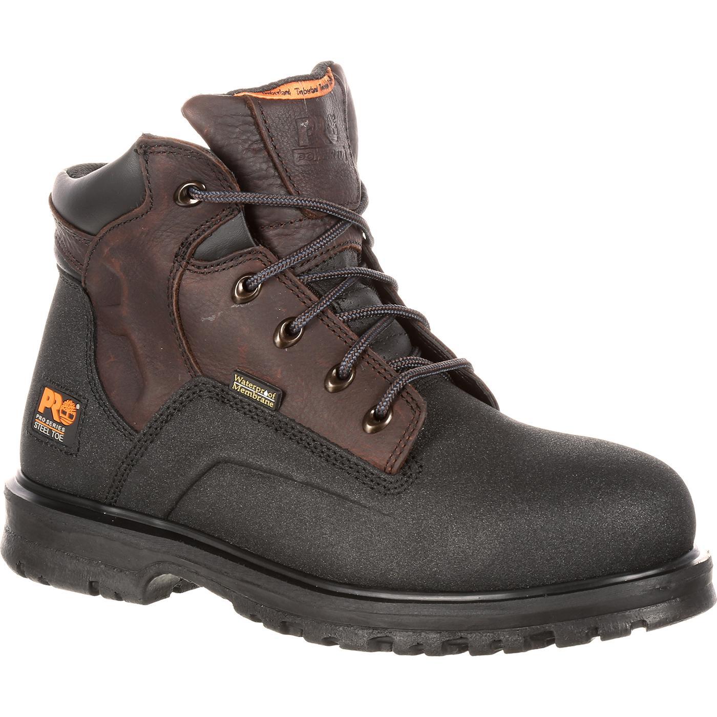 Timberland Pro Steel Toe Waterproof Work Boots 47001