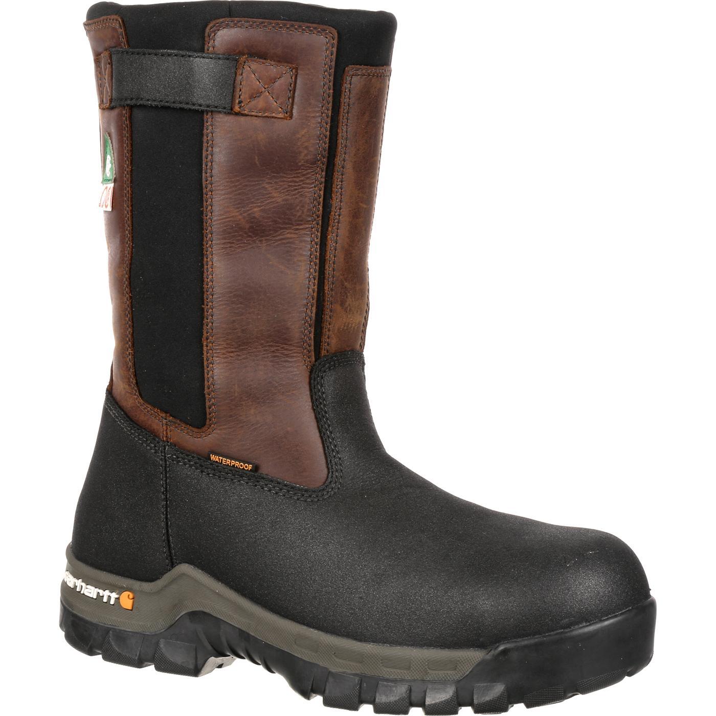 e726b8ca950 Carhartt Rugged Flex Composite Toe Waterproof Wellington, , large