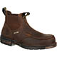 Georgia Boot Athens Chelsea Waterproof Work Boot, , small