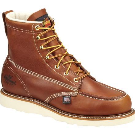 519ca95b87e Thorogood Moc Toe Work Boot