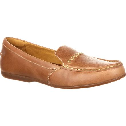 4EurSole Alto Women's Tan Loafer
