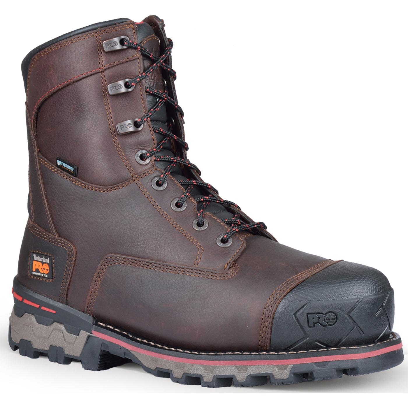 Safety Toe Waterproof Insulated Work Boot: Timberland PRO