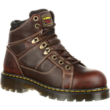 Dr. Martens Ironbridge Unisex Steel Toe Work Boot, , large