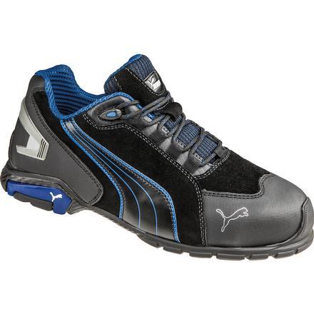 1e579a0ef87a52 Puma Metro Protect Rio Aluminum Toe Static-Dissipative Work Athletic Shoe