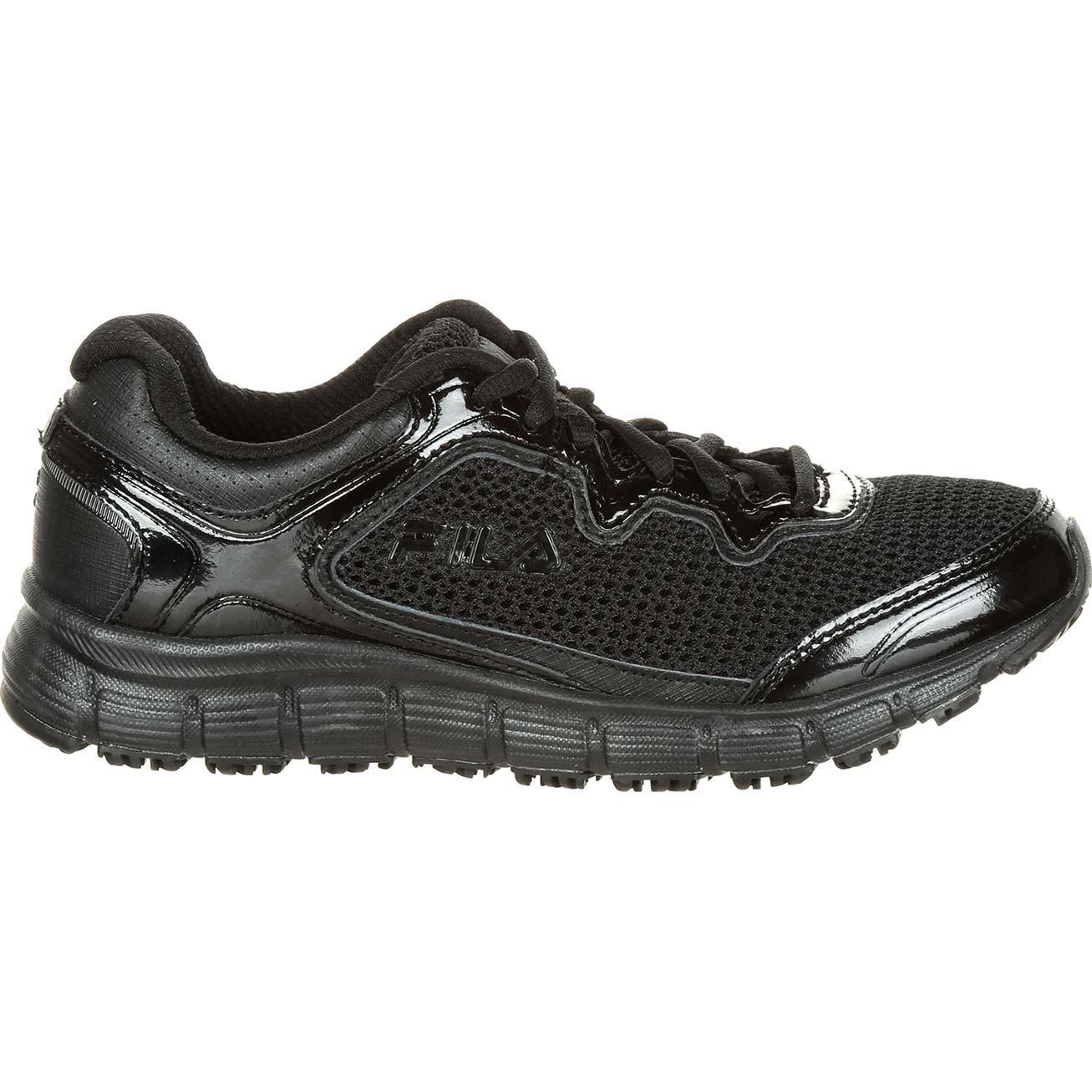 fa13819629cc Images. Fila Memory Fresh Start Women s Slip-Resistant Work Athletic Shoe  ...