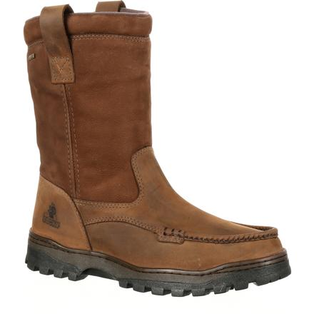 Rocky Outback GORE-TEX® Waterproof Wellington Boot