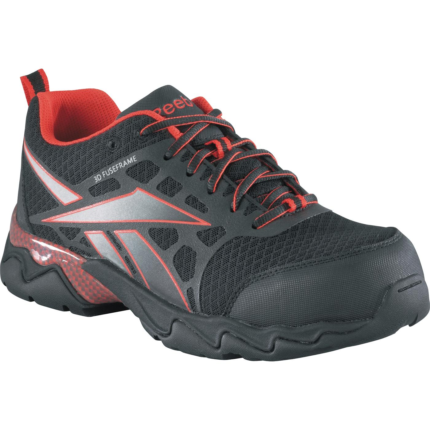 79ab9f326a6 Reebok Beamer Composite Toe Static-Dissipative Work Athletic Oxford