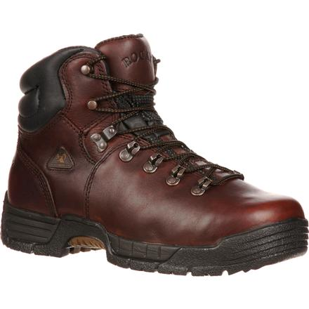 Rocky MobiLite Steel Toe Waterproof Work Boots