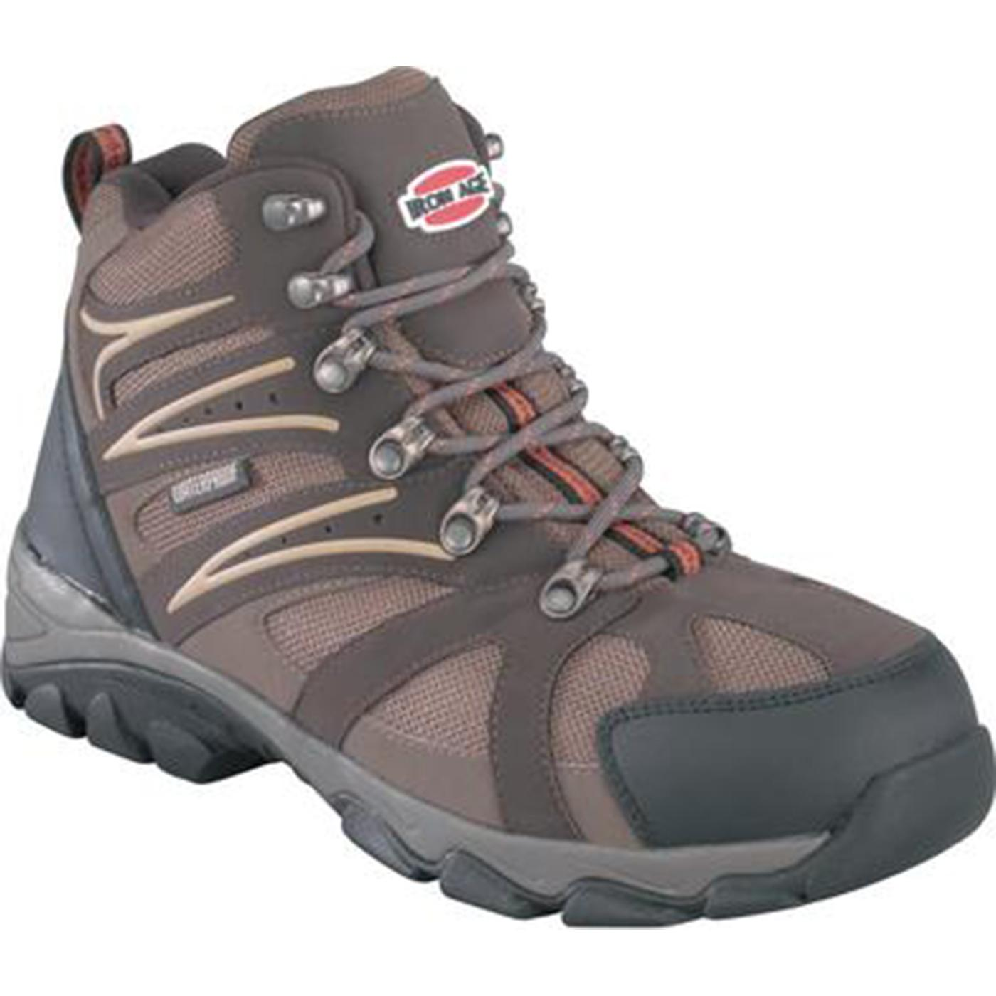 Iron Age Surveyor Men's ... Waterproof Steel-Toe Hiking Boots dvbVkW8Of
