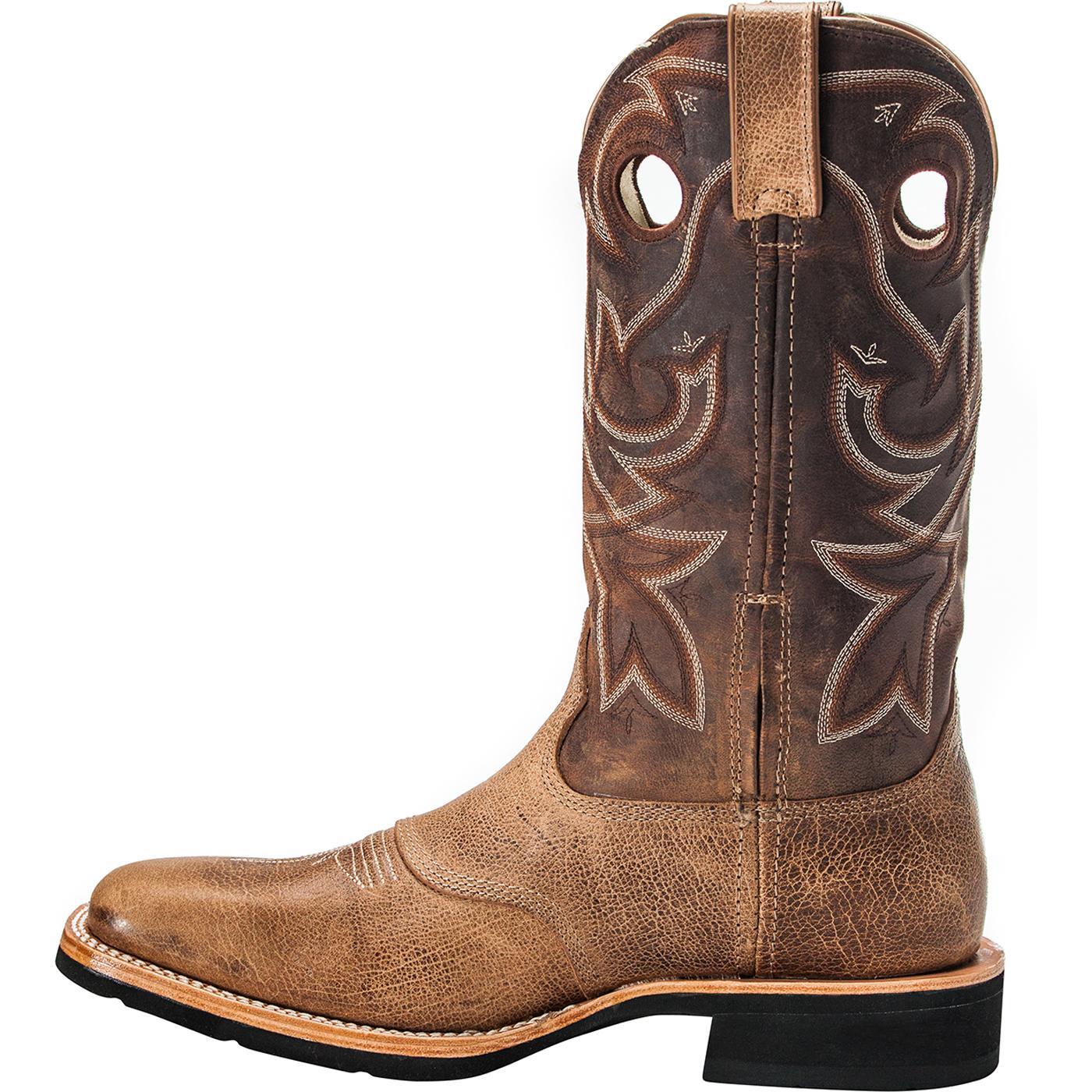 39794c6f12b Rocky Dually Crepe EX4 - Square Toe Western Boot