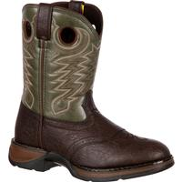 LIL' DURANGO® Little Kid Saddle Western Boot, , medium