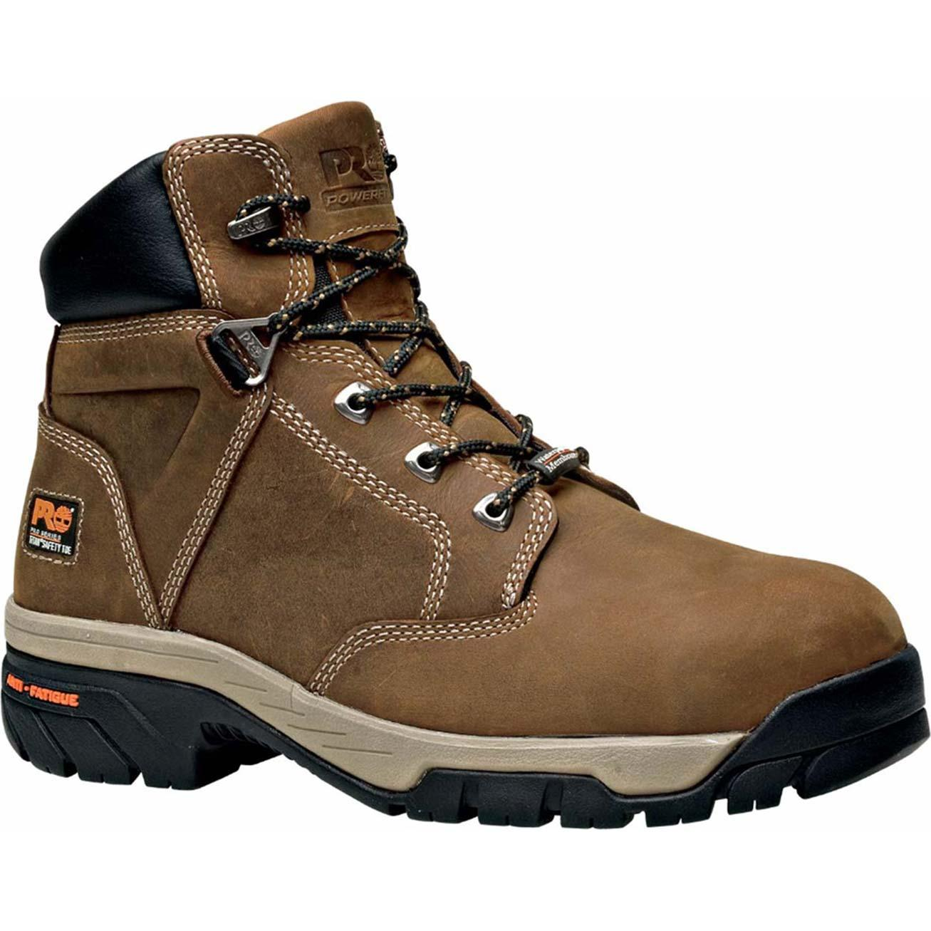 Timberland PRO Helix 6 Inch Waterproof Alloy Toe Work Boots