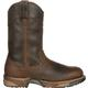 Rocky Steel Toe Waterproof Wellington Work Boot, , small