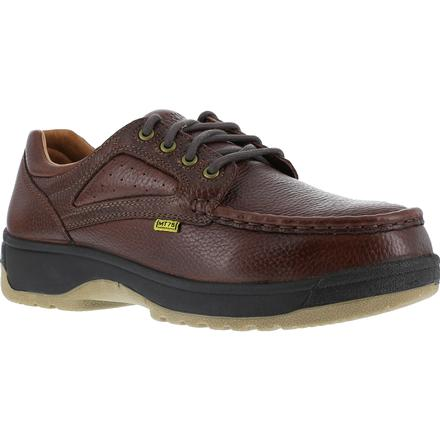 Florsheim Work Compadre Steel Toe Met Guard Work Oxford, , large