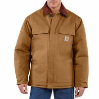 Carhartt Duck Traditional Arctic Quilt-Lined Coat, , medium
