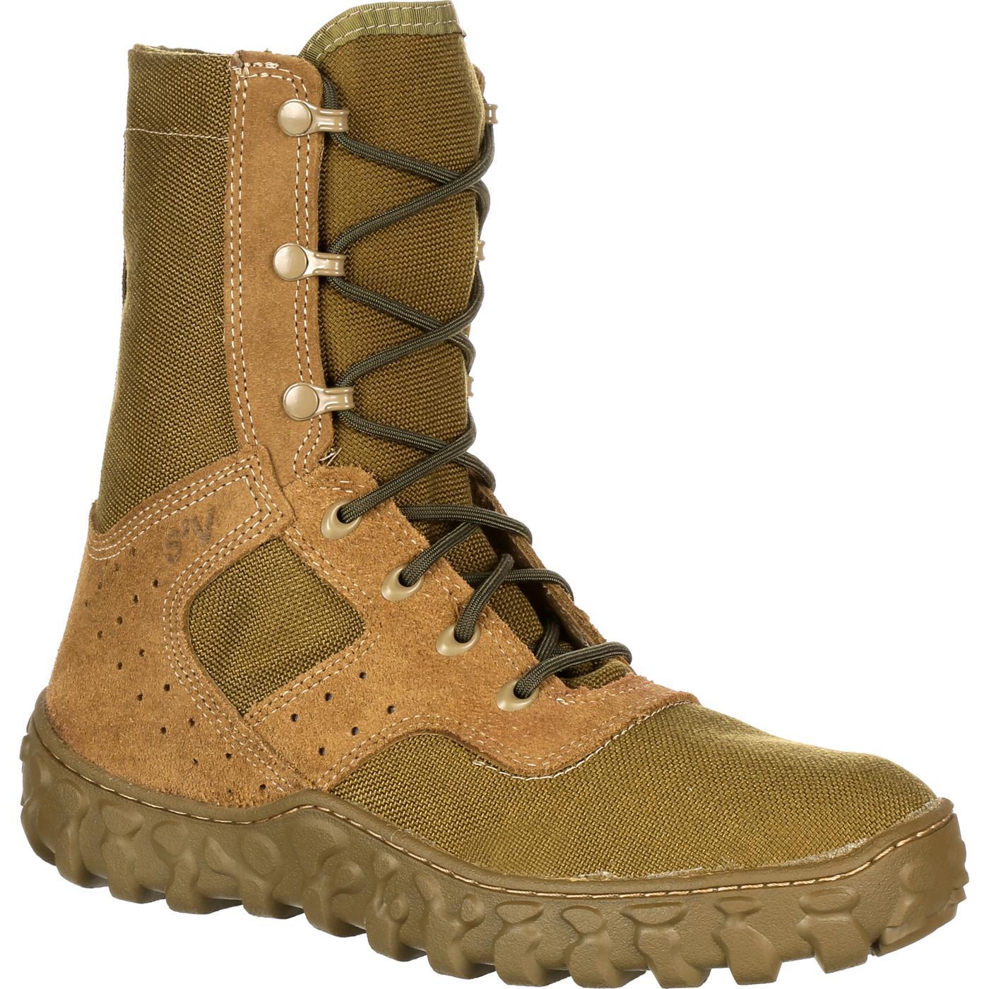 Men s Military Jungle Boots b7d07d94e185