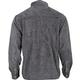 Rocky SilentHunter Classics Fleece Button Shirt, GRAY, small