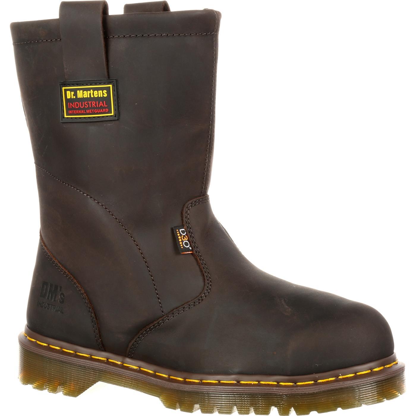 dr martens  boots mens size 12 internal metatarsals
