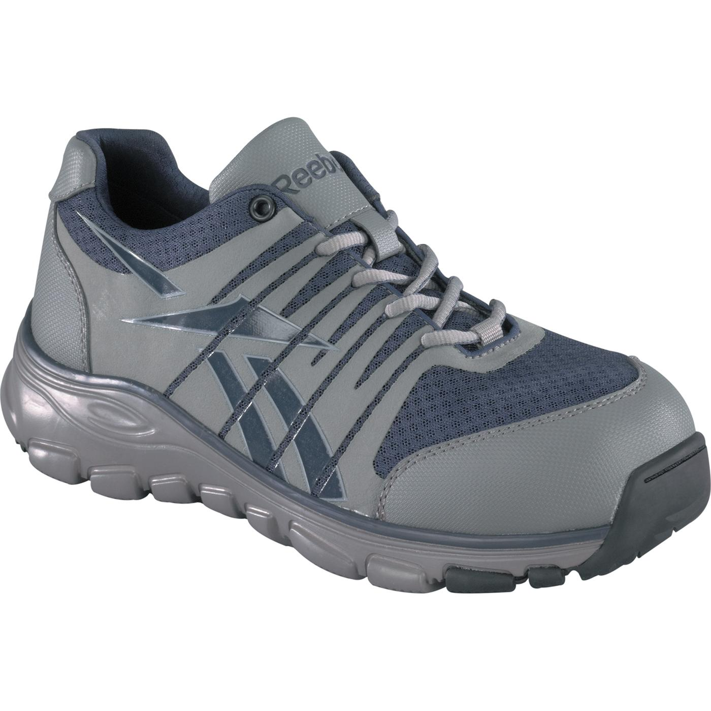 reebok arion composite toe athletic work shoe rb4502