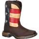 Lil' Rebel by Durango Little Kids' Flag Western Boot, , small