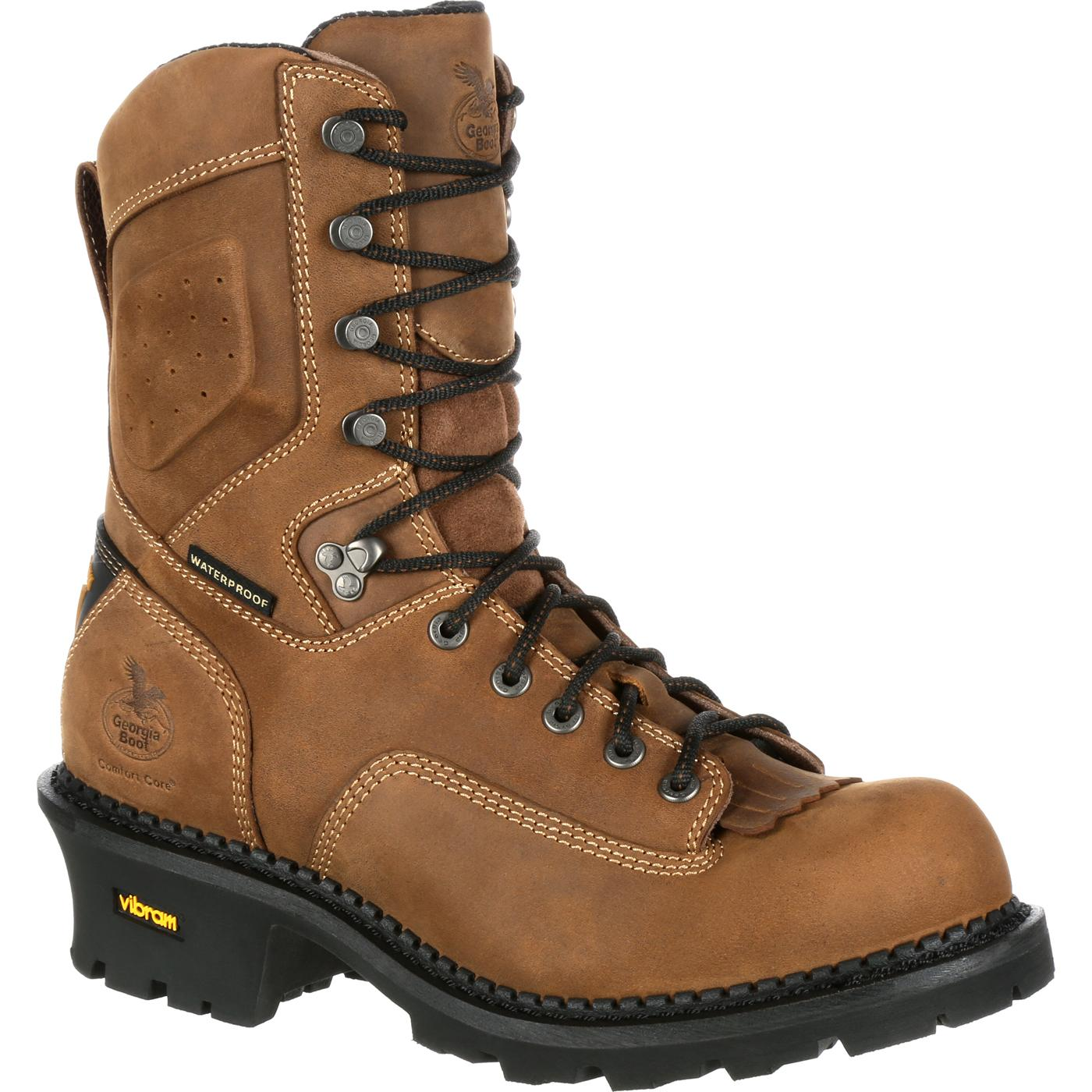 4d79fee9f996 Georgia Boot Comfort Core Logger Waterproof Work Boot