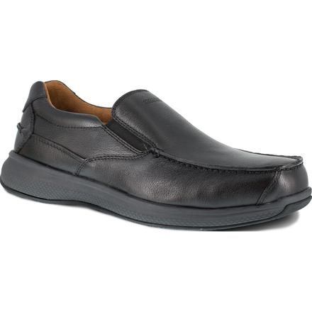Florsheim Work Bayside Men's Steel Toe Static-Dissipative Slip-On Shoes
