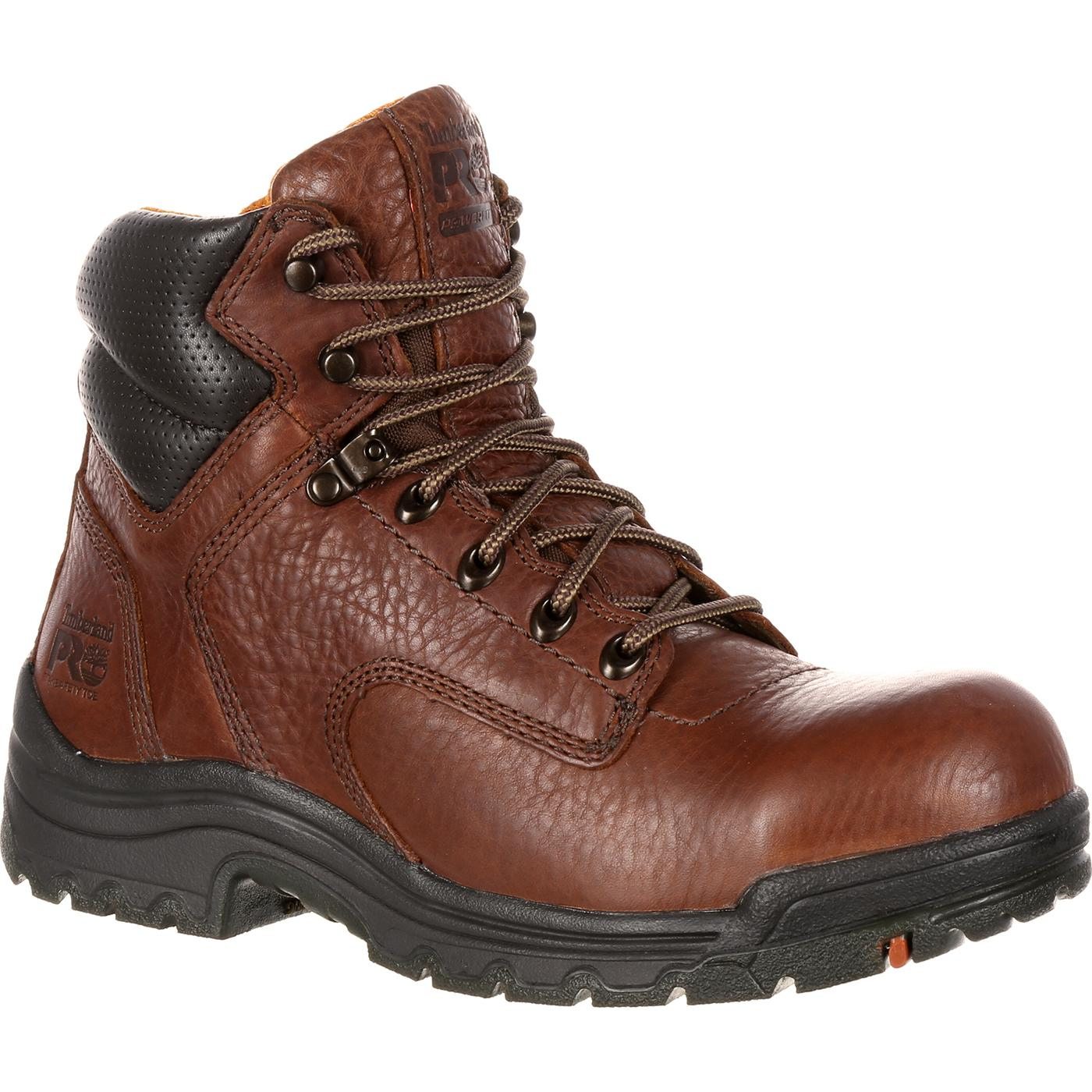 Timberland Women S Alloy Toe Work Boot 26388